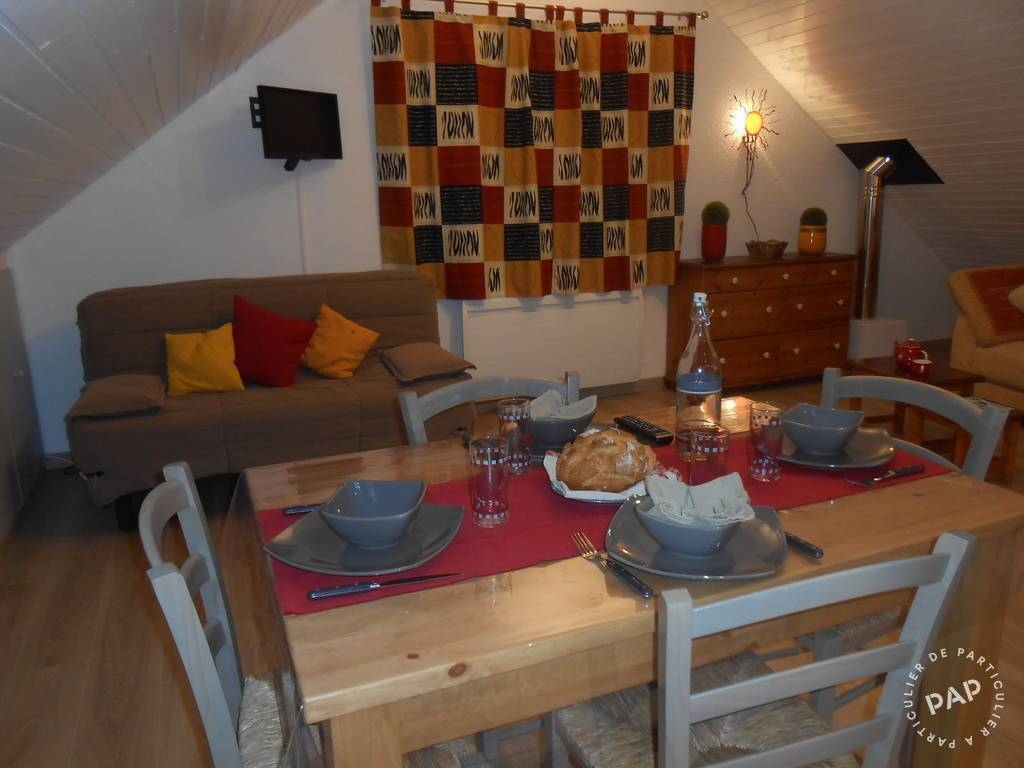 Appartement Faucon-De-Barcelonnette (04400)