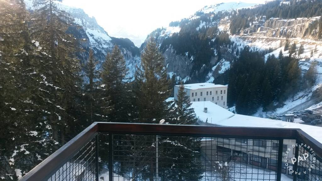Immobilier Location Appartement Flaine