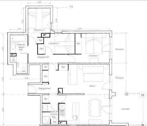immobilier Appartement