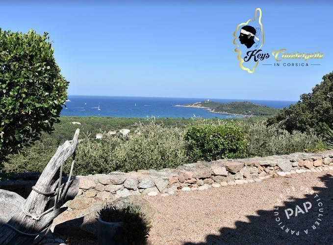 Vue Panoramique, Pinarellu - dès 1.330euros par semaine - 9personnes