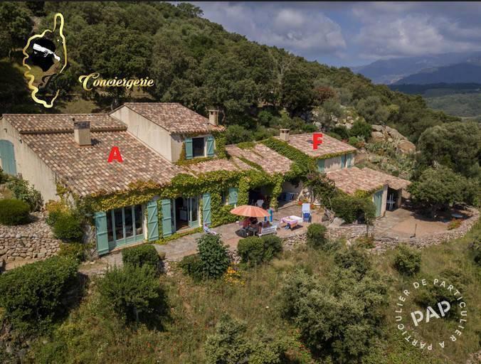 Maison Vue Panoramique, Pinarellu