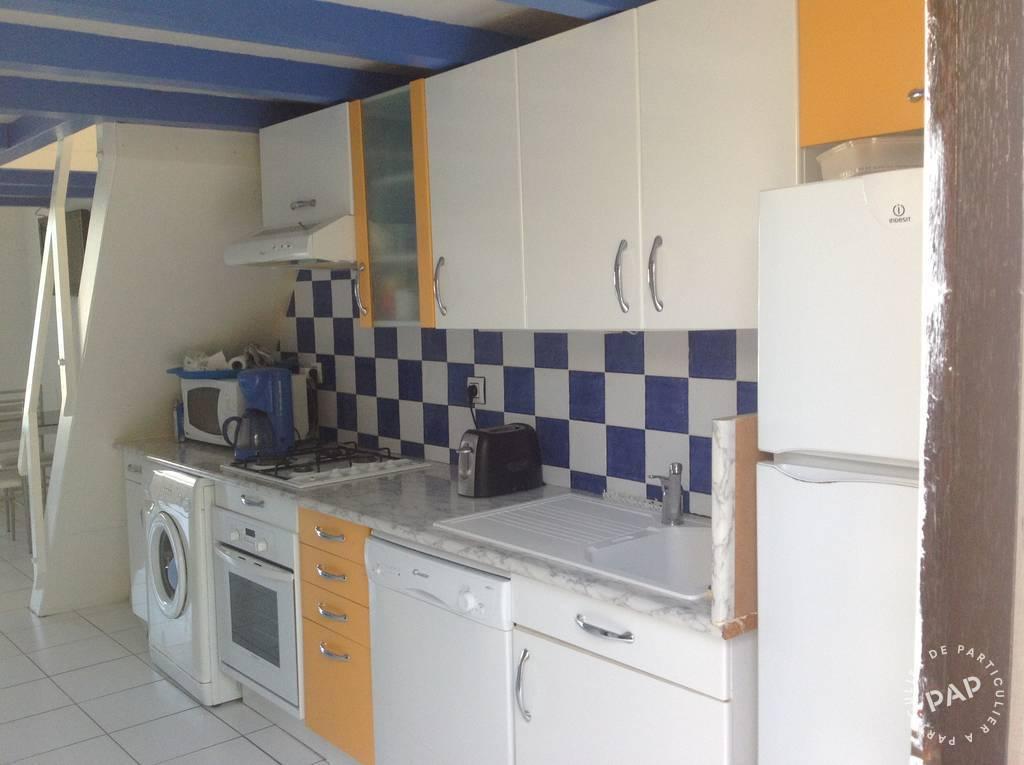 immobilier  Duplex F3 - Les Pieds Dans L'eau - Sagone