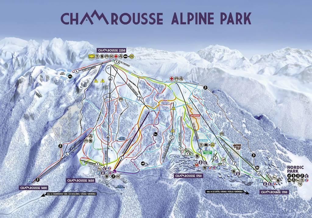Chamrousse (38410)