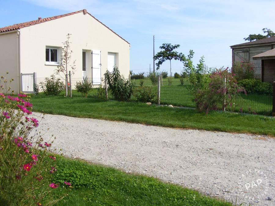 Gîte Saint-Vincent-Sur-Jard