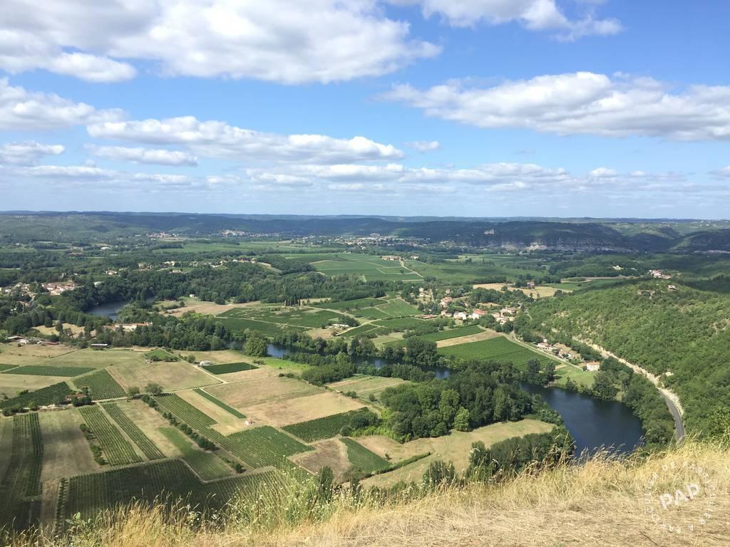 immobilier  Luzech (46140)