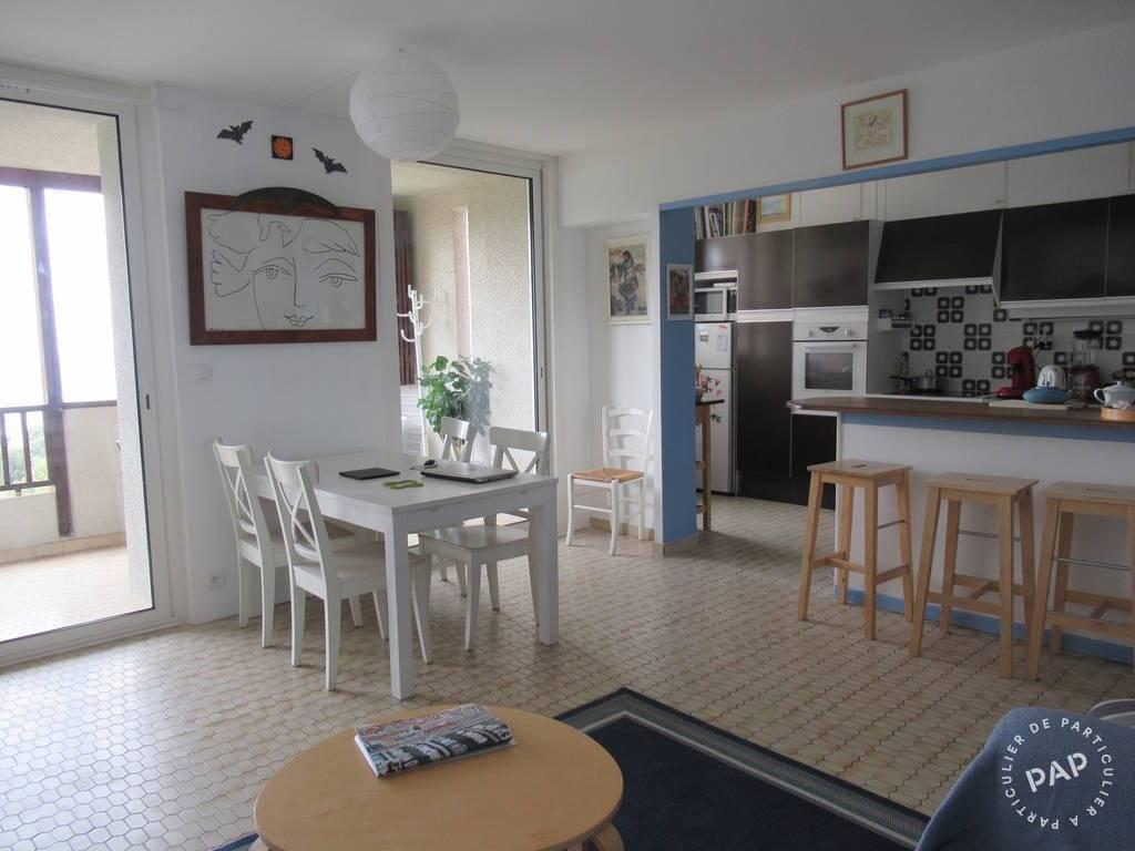 immobilier  Splendide Vue Sur La Mer Et Le Cap Canaille