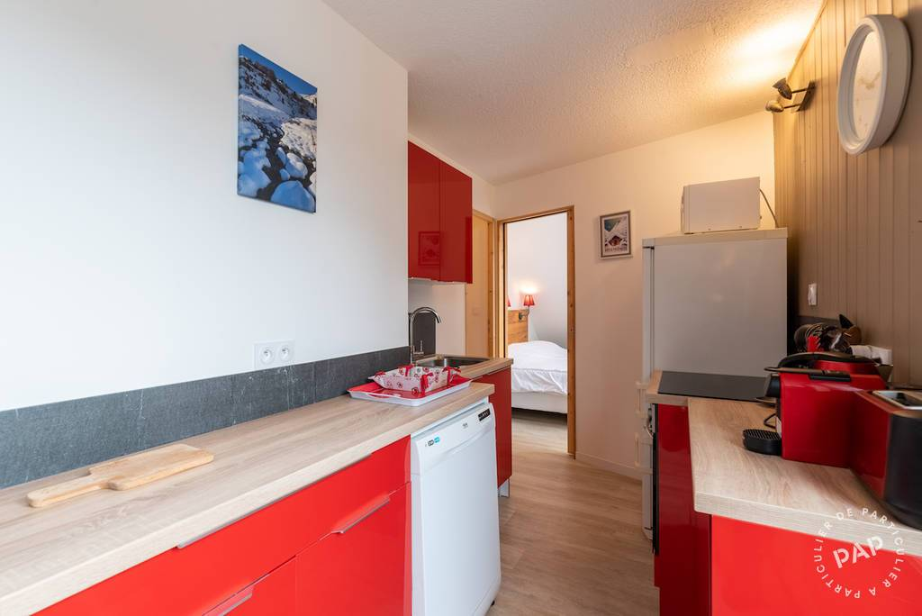 immobilier  Un Confortable Appartement À La Montagne