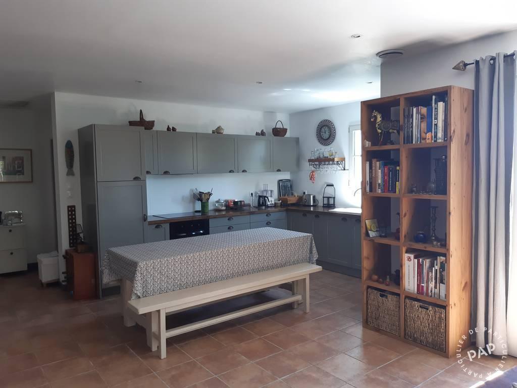 immobilier  Vézénobres (30360)