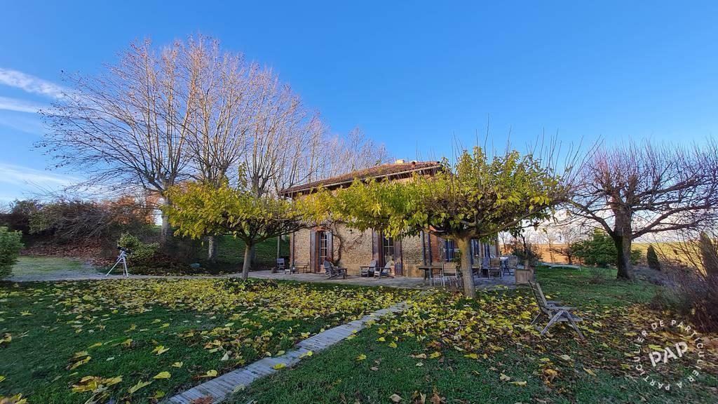 immobilier  Lézat-Sur-Lèze (09210)