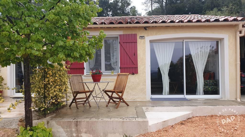 Chambre d'hôtes Entrecasteaux (83570)