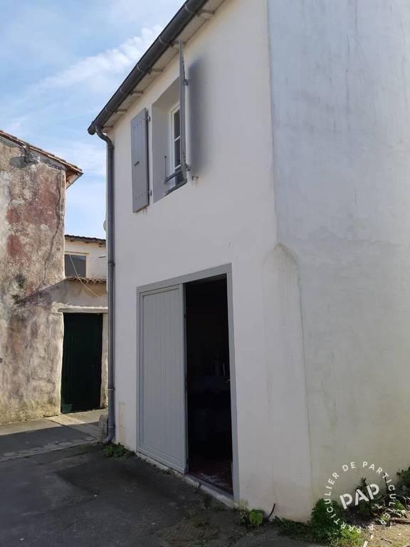 Maison La Couarde-Sur-Mer (17670)