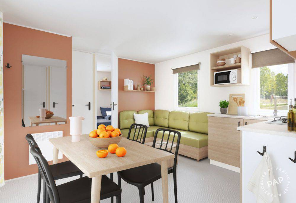 Mobil-home Neuf Biscarrosse