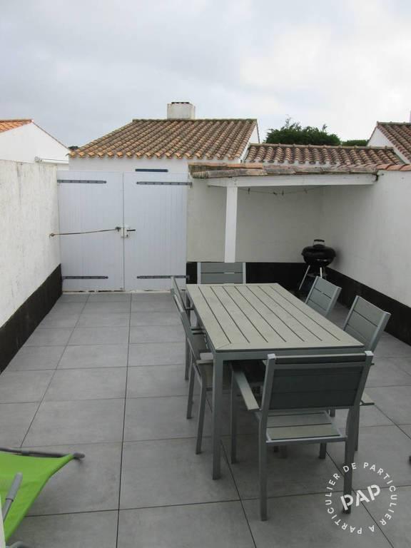 Immobilier Bretignolles-Sur-Mer