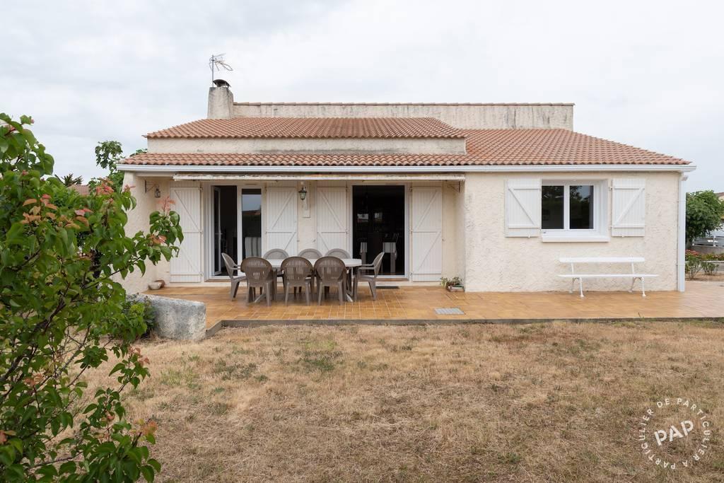 Immobilier Ambiance Chaleureuse Et Familiale À Olonne-Sur-Mer