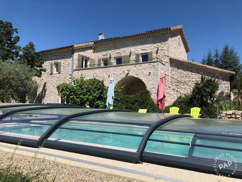 Vallon-Pont-D'arc - dès 3.200euros par semaine - 15personnes