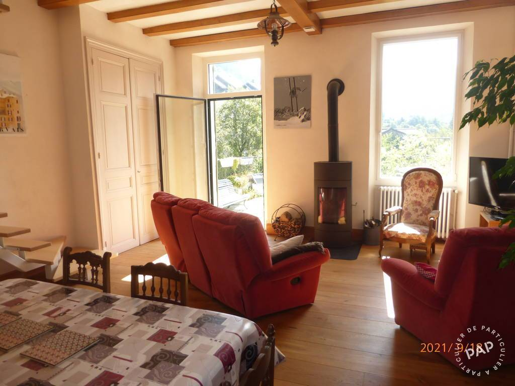 Saint-Gervais-Les-Bains (74170) - dès 750euros par semaine - 5personnes