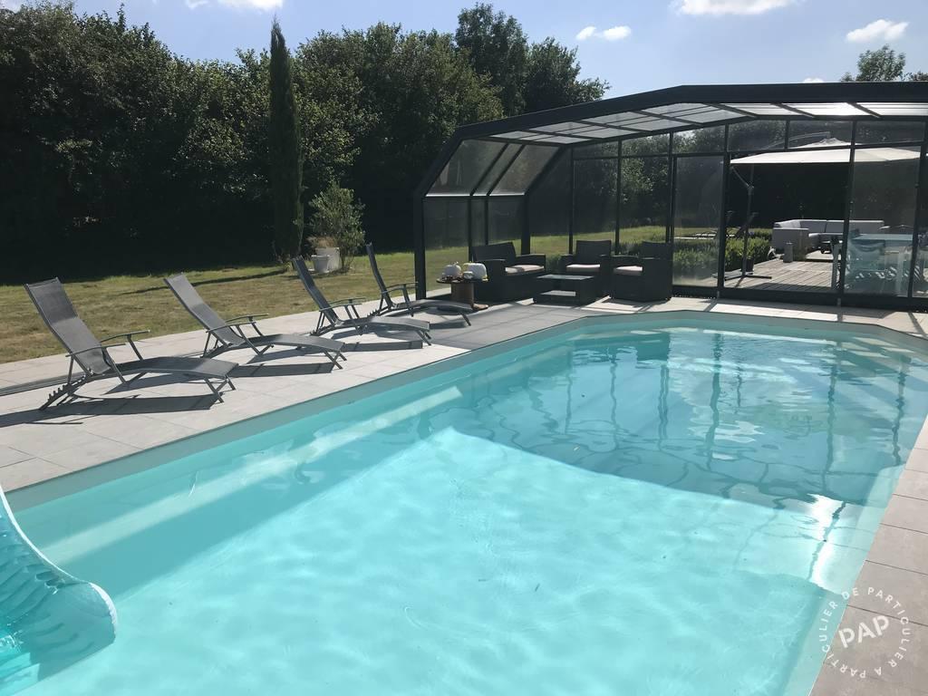 Maison Morainville-Jouveaux (27260)
