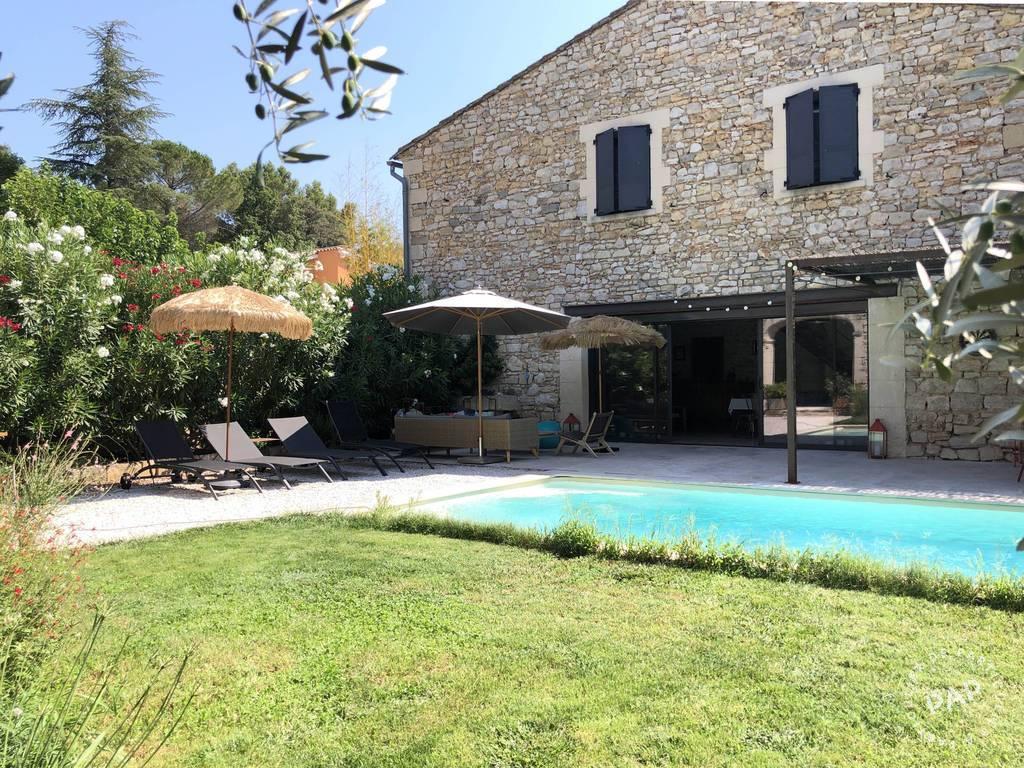 Maison Aspères (30250)