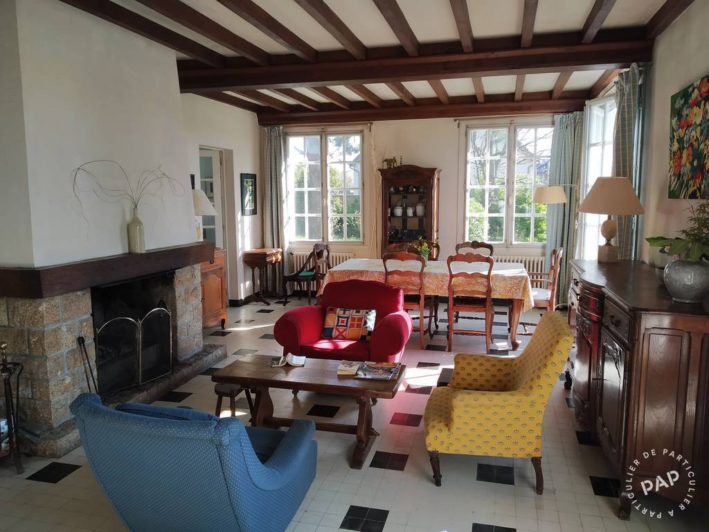 immobilier  De Famille Blainville-Sur-Mer