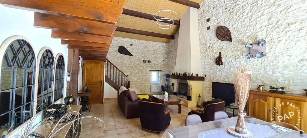 immobilier  Parranquet (47210)