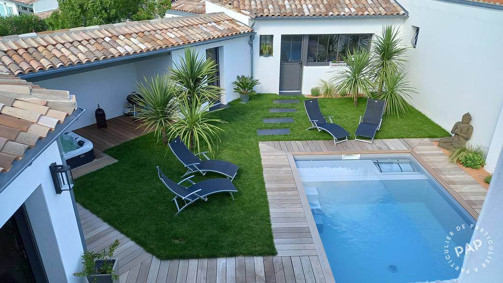 immobilier  Rivedoux-Plage (17940)