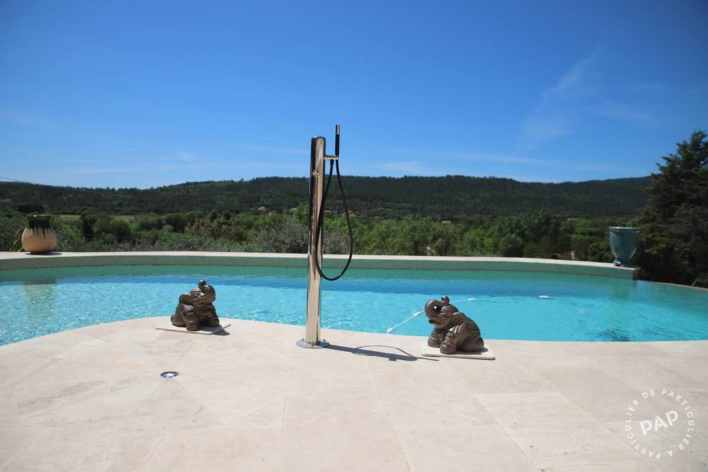 Gîte   Camps-La-Source (83170)