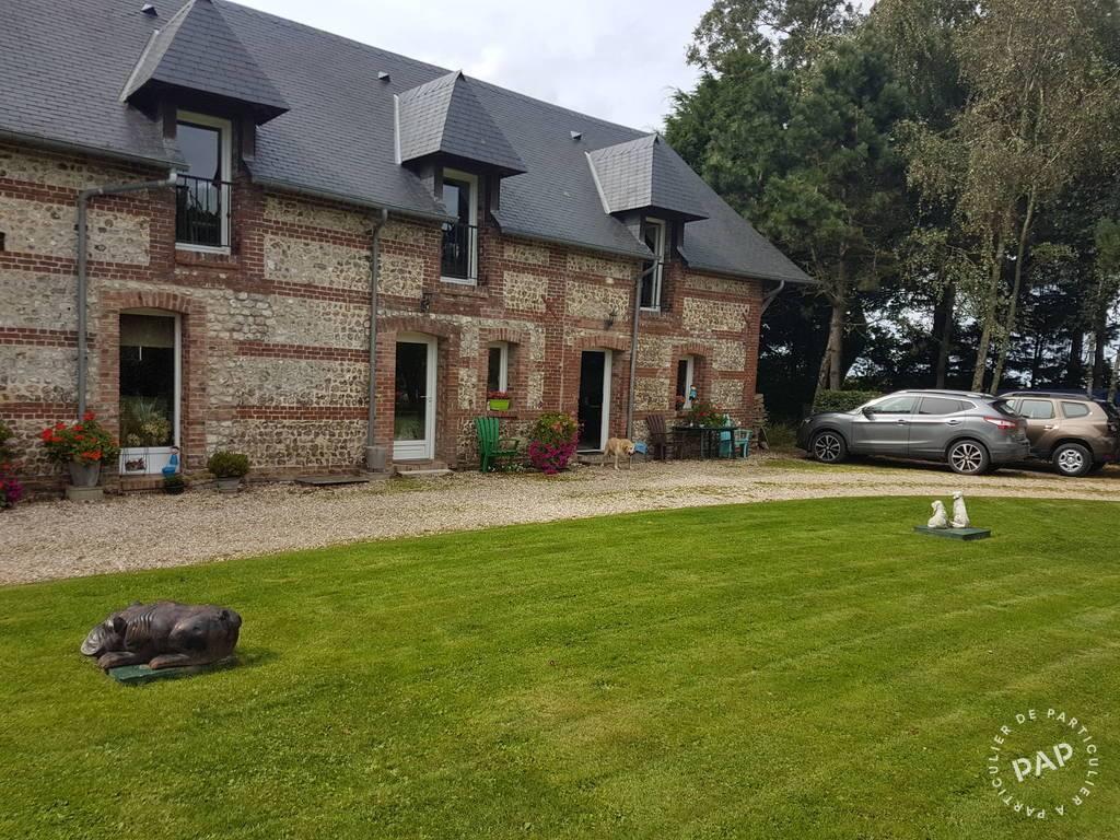 Immobilier Saint-Léonard (76400)