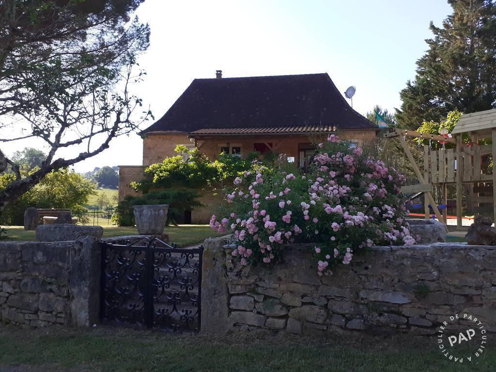 Immobilier Frayssinet-Le-Gélat (46250)