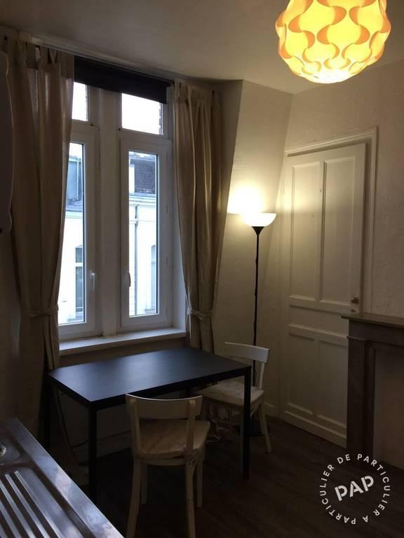 location meubl e studio 17 m lille 17 m 375 de particulier particulier pap. Black Bedroom Furniture Sets. Home Design Ideas