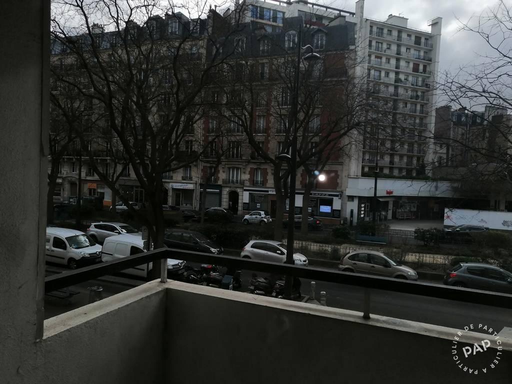 Location appartement studio Paris 12e