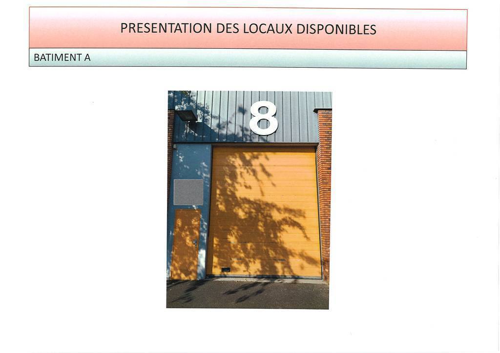 Location immobilier 16.000€ Le Bourget
