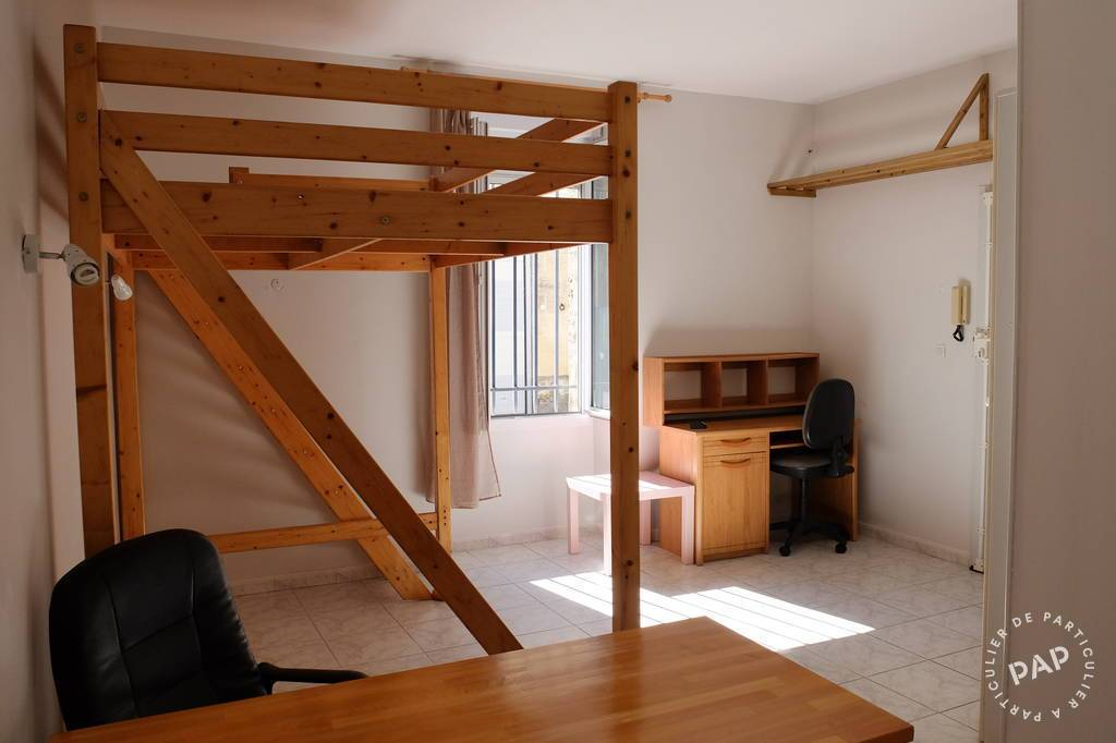 Location appartement studio Bordeaux (33)