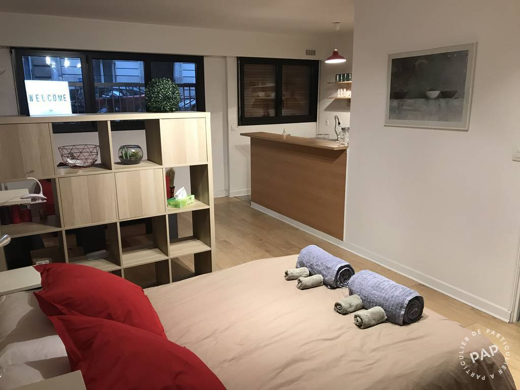 Location Appartement Paris 18E 33 m² 1.000 €