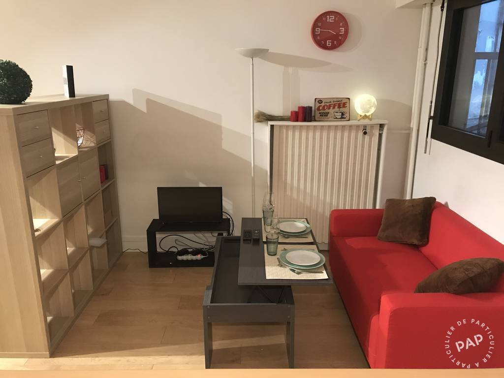 Location Appartement Paris 18E