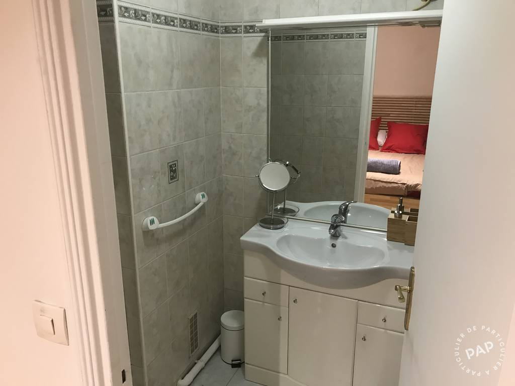 Location Paris 18E 33 m²