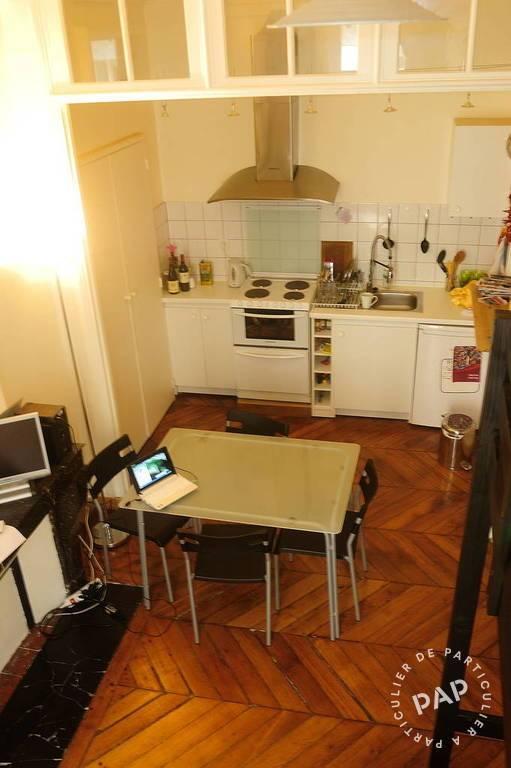 location meubl e studio 30 m paris 30 m e de particulier particulier pap. Black Bedroom Furniture Sets. Home Design Ideas