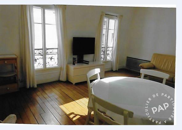 location meubl e appartement 2 pi ces 43 m paris 43 m de particulier. Black Bedroom Furniture Sets. Home Design Ideas