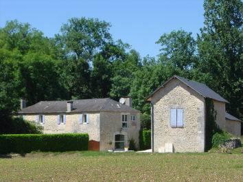 Moulin 17Ème Siecle En Dordogne