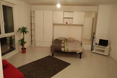 Location meublée appartement 33m² Tours - 425€