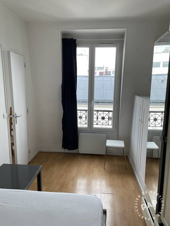 Location Paris 10E 46 m²