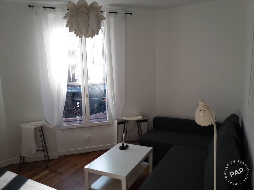 Location Appartement Levallois-Perret 32m² 1.250€