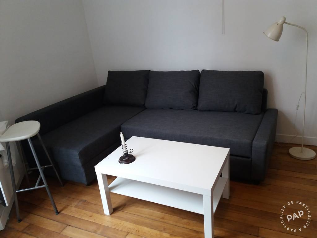 Location immobilier 1.250€ Levallois-Perret