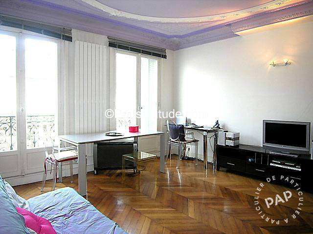 location meubl e appartement 2 pi ces 40 m paris 9e 40 m e de particulier. Black Bedroom Furniture Sets. Home Design Ideas