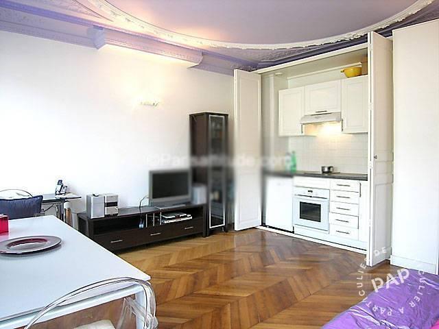 location meubl e appartement 2 pi ces 40 m paris 40 m e de particulier. Black Bedroom Furniture Sets. Home Design Ideas