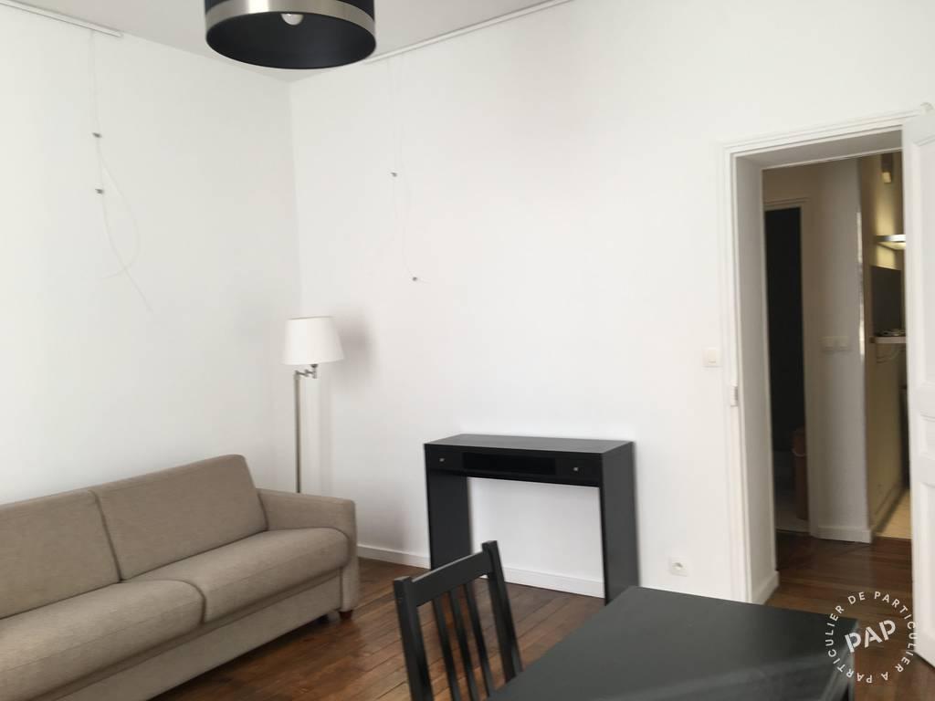 Immobilier Paris 1.190€ 32m²