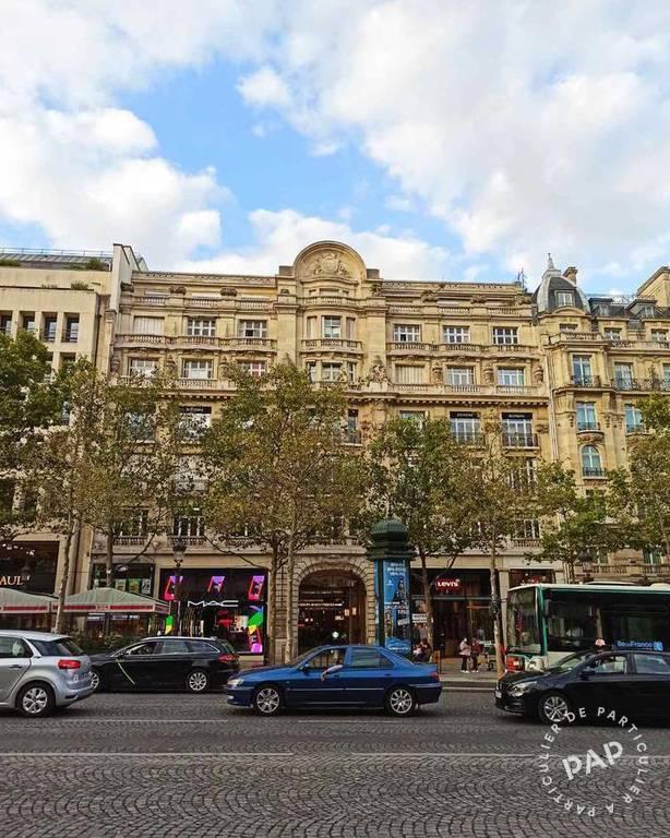 Immobilier Paris 2.200€ 32m²