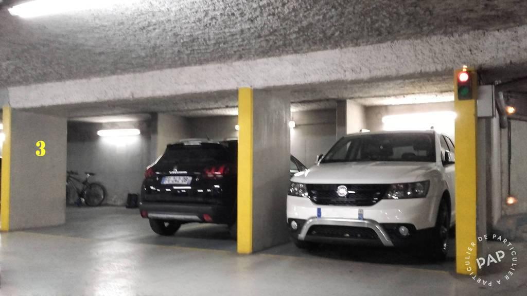 Garage, parking Boulogne Billancourt 140€