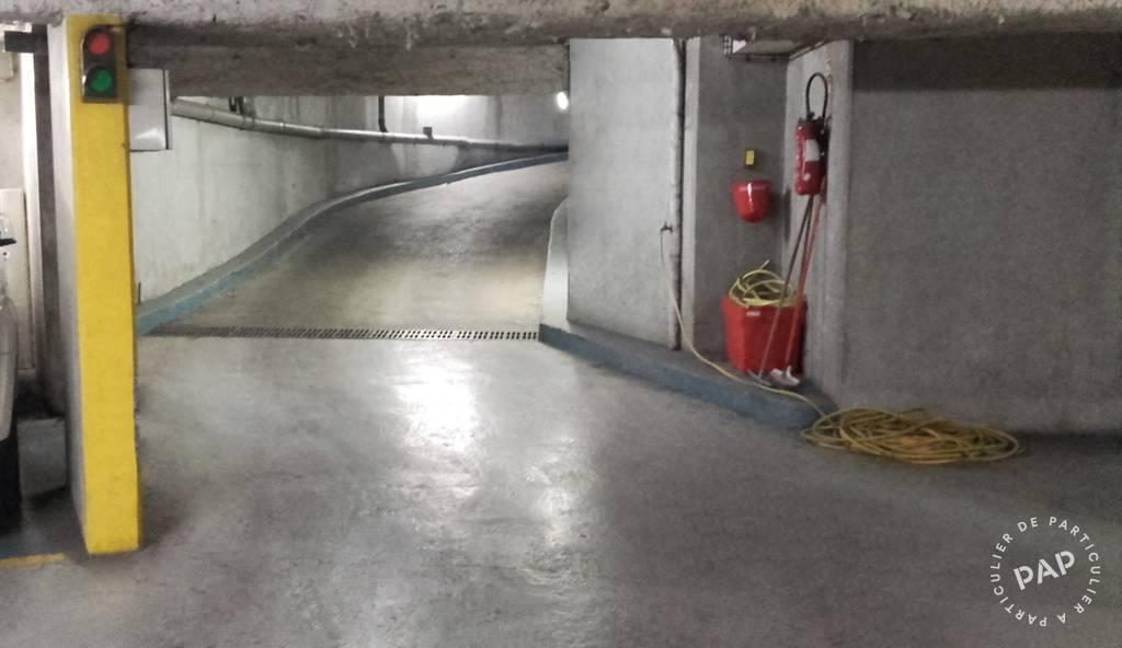 Garage, parking 140€  Boulogne Billancourt