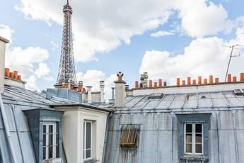Location studio 40m� Paris 7E - 1.590€