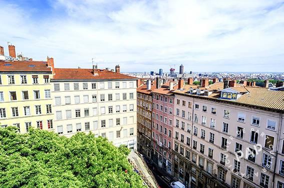 Location meublée appartement 2 pièces 40 m² Lyon 40 m²